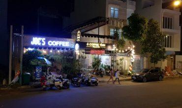 quán cà phê cài the sun avenue
