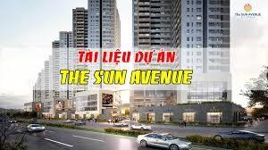 thông tin dự án the sun avenue