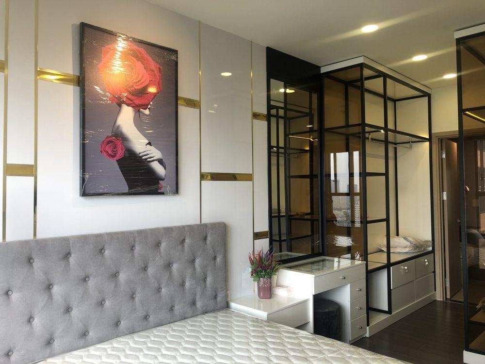 2 phòng ngủ the sun avenue novaland quận 2 thiết kế đẹp