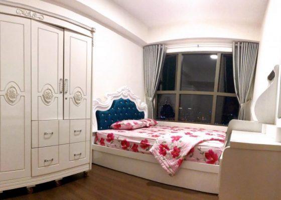 cho thuê căn hộ 2 phòng ngủ the sun avenue quận 2