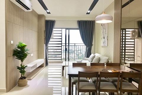 hình căn hộ the sun avenue cho thuê